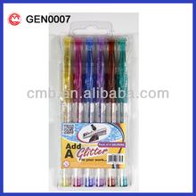 GLITTER GEL PEN / GEL INK PENS FOR /GLITTER PEN