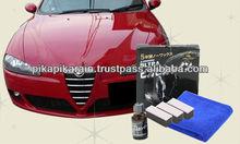 Nano car glass coating , rich gloss and strong protection , Ultra Pika Pika Rain