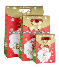 2013 custom christmas gift paper bag images