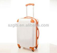 Beautiful Girls Trolley Bag ABS/PC School Child Luggage Set 2014