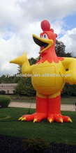 2013 brand new cheap gaint inflatable chichen for advertising