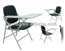 Favorites Compare Factory Direct Provide good price of school chairs with armrest writing pad