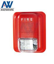 Red color 24V fire strobe