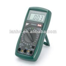 MASTECH MS8221A Digital Multimeter Voltage Current Resistance Transistor Tester