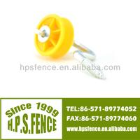 For Tape And Wire Electric Fence Designs Plastic Strain Corner Post Insulator