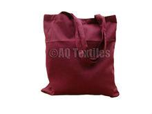Shopping Bag 100% Cotton Purple