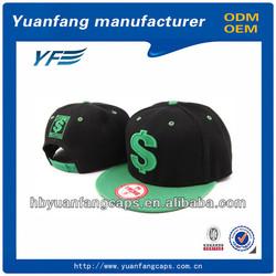China Custom design Snapback Hats Made In China