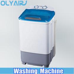 Olyair twin tub washing machine 7kg european style mini automatic washing machine