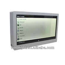 best price of transparent lcd display for product advertising exhibition
