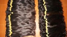 Feather Hair Extensions /vietnam virgin hair/ wigs