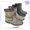 comfortable autumn boots top leather upper lady shoes stylish boots