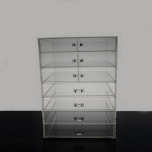 acrylic jewelry drawer box B33