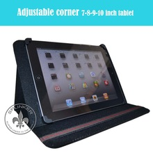 Portable Hand-Held Case For iPad PU Covers Soft Feel Slim U2901-32