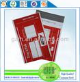 de plástico rojo bolsa de mensajero hacer que los productos de seguridad