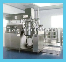 Emulsion/lotion/cream/organic cosmetics making machine manufacturer in Guangzhou