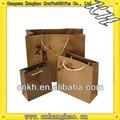sacs en papier cadeau