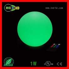More Models for Your Options floating 1-2w swimming pool led ball