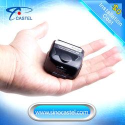 Plug-n-play Car GPS Tracker support GSM Alarm