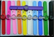 China Soft Silicone hole watch strap
