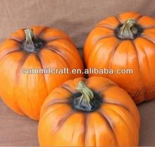 wholesale resin indoor outdoor decorating pumpkins