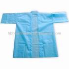 Disposable hospital patient gown