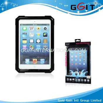 New Stylish Waterproof Case for iPad mini Waterproof Case