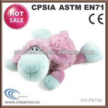 Child toy stuffed plush lamb