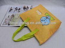 factory customize oxford handle cooler bag