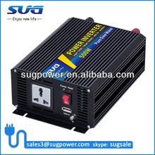 500W True Sine Wave DC-AC Power Inverter dc to ac power inverter