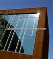 wanjia fábrica de vidro de alta classe janela blocos