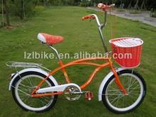 "20"" girls cruiser bike/wholesale cruiser bikes/20 inch beach cruiser bike"