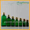10 ml verre décoratif bouteilles d'huiles essentielles
