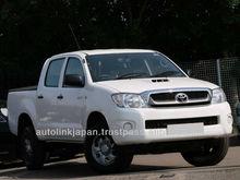 2010/ Toyota Hilux 2.5 4dr HL2 D4-D 4WD Double Cab [White] - 20102SL