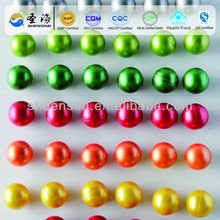 OEM/ODM 0.68 inch caliber round Tournament Paintball colourful manufacturer