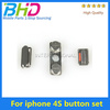 For iPhone 4 Side keys ( volume buttom + mute botton + power button), Full set ~