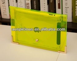 PVC pouch for ipad