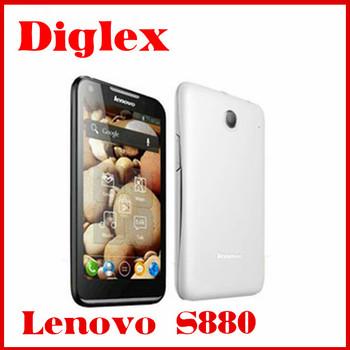 "5.0"" Lenovo S880 Dual SIM 512MB RAM Dual CORE Android 4.0 GPS 3G Mobile SmartPhone 2250mAH"