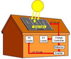 out door mini solar power system