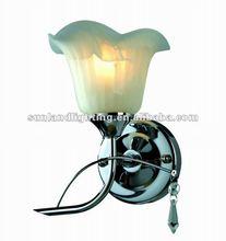 Modern wall lamp ,glass wall light 13093-1W