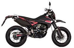 200cc Enduro Street Legal 4 Stroke Dirt Bike