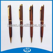 High Classic Ball Pen Wood Ballpoint Pen