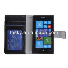 For Nokia Lumia 520 521 Case,mobile phone flip pu leather case cover
