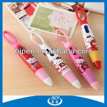 Promotional Plastic Ball Pen Carabiner Ballpoint Pen