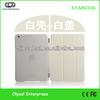 Smart Mini Transparent series book type leather case for ipad mini