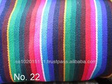 Étnicos tecido de algodão de butão
