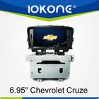 Touch screen Car DVD player GPS navi for Chevrolet Cruze 2010