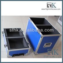 RK-special blue flight case pro audio speaker case