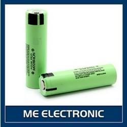 CGR18650CG 2250mah high drain 18650 2250mAh li-ion battery for Panasonic 10A discharge