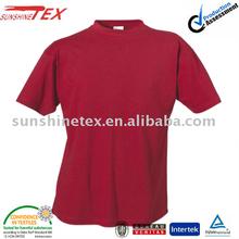 Men's bare apparel,blank T-shirt(13J-1120)