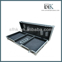 RK-Standard American Audio DJ Flight Case With Front Lid